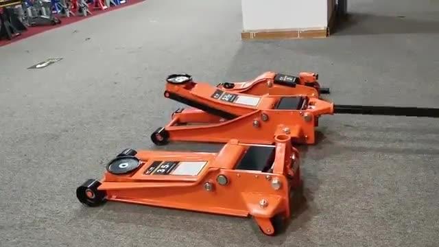 Custom made 3Ton hydraulic floor jack