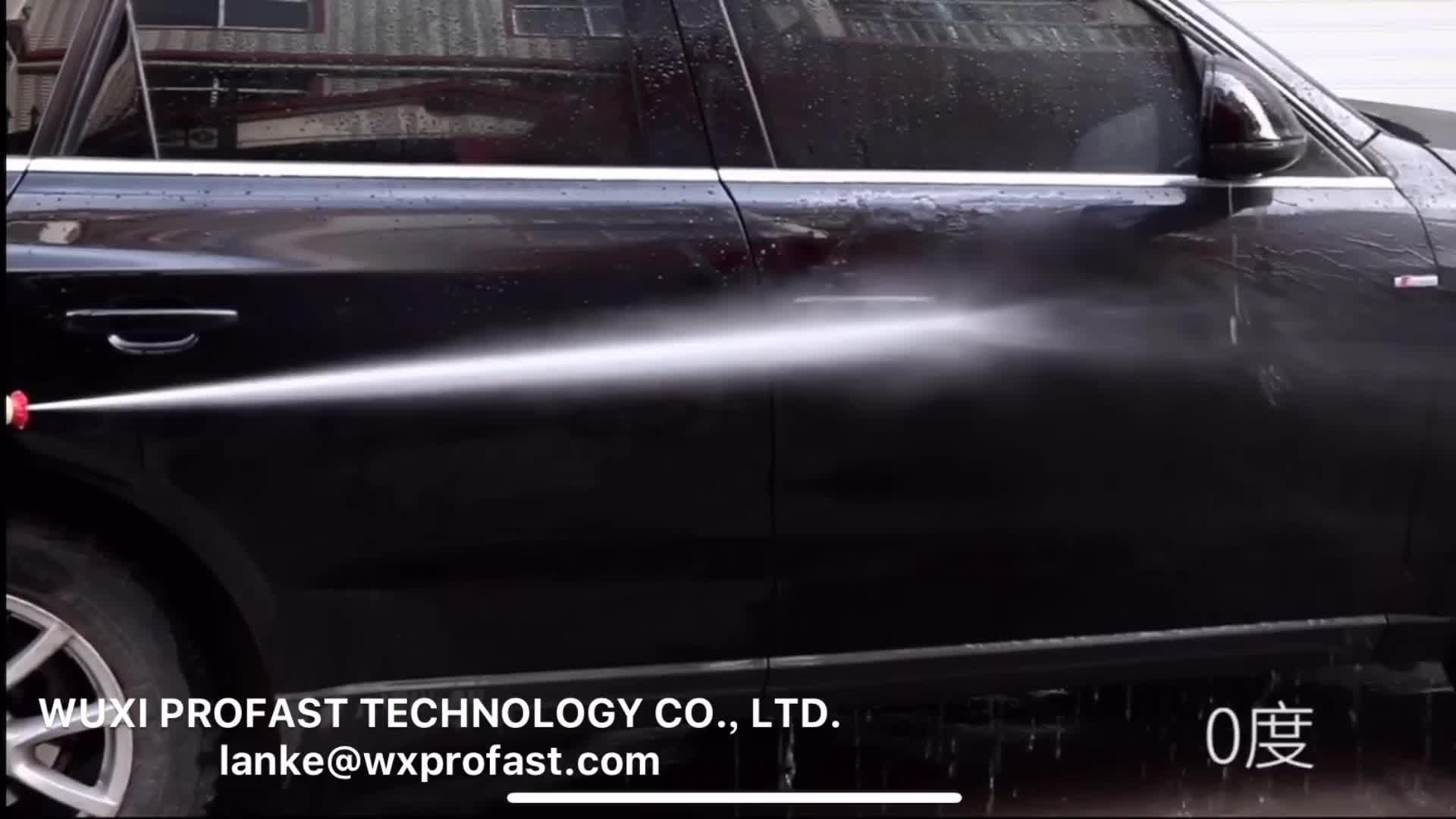 Auto Waschen Werkzeug Kit Hochdruck Spritzpistole Tipps 5pcs Wasser Jet Düsen