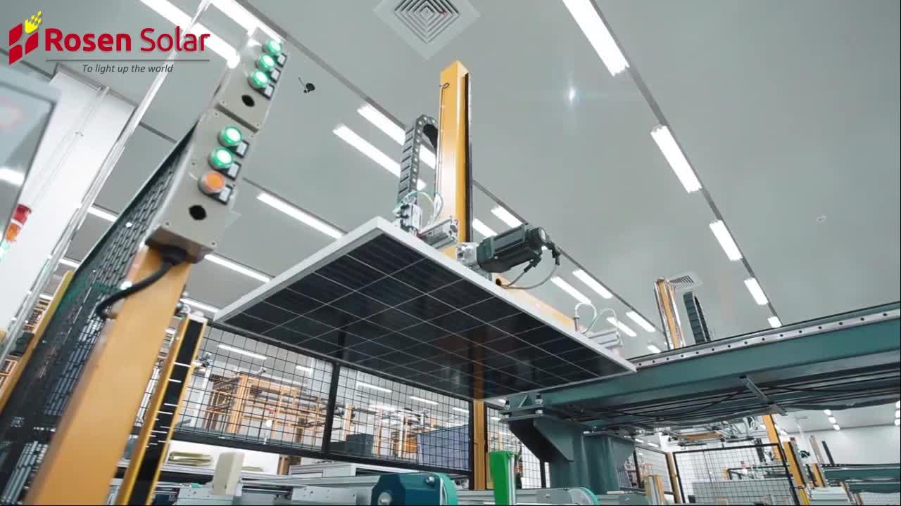 Heimgebrauch 270 W 280 W 300 W Poly Solar Panel 18 V Module Deutschland Solarzelle Platte Fabrik Preis