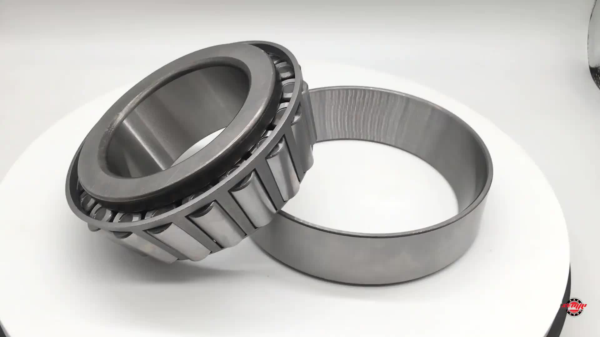 Gcr15 Combined loading 32218 Single Row Taper Roller Bearing