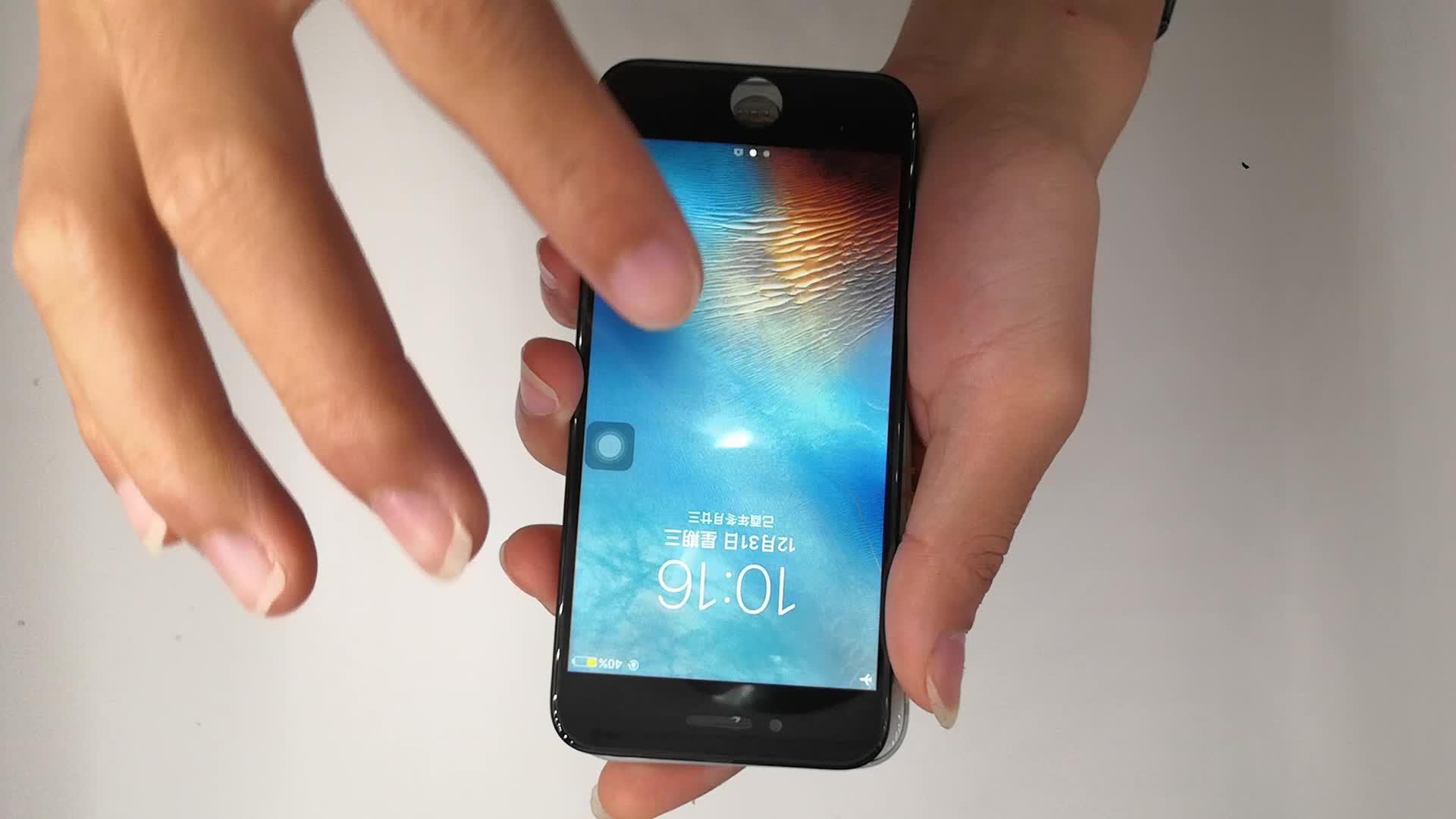 Fabriek Prijs mobiele telefoon reparatie onderdelen lcd voor iphone7 OEM, voor iphone 7 originele, voor iphone 7 kopie