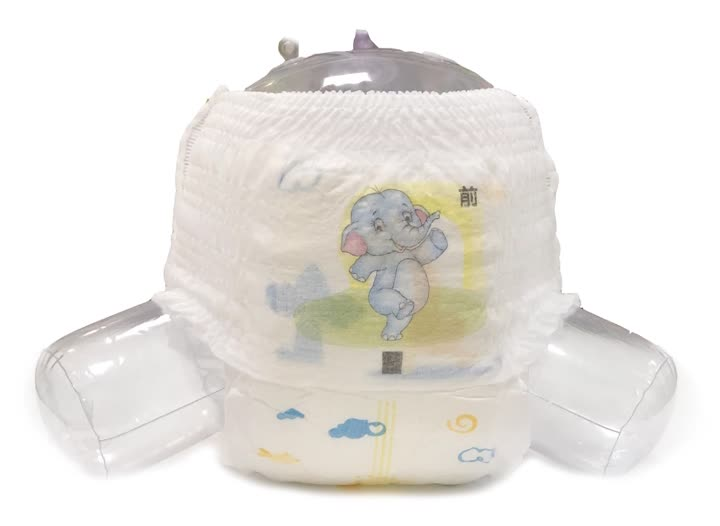 Disposable New Fashion Pullup Style Panty Type Nappy Training Baby Pant Diaper