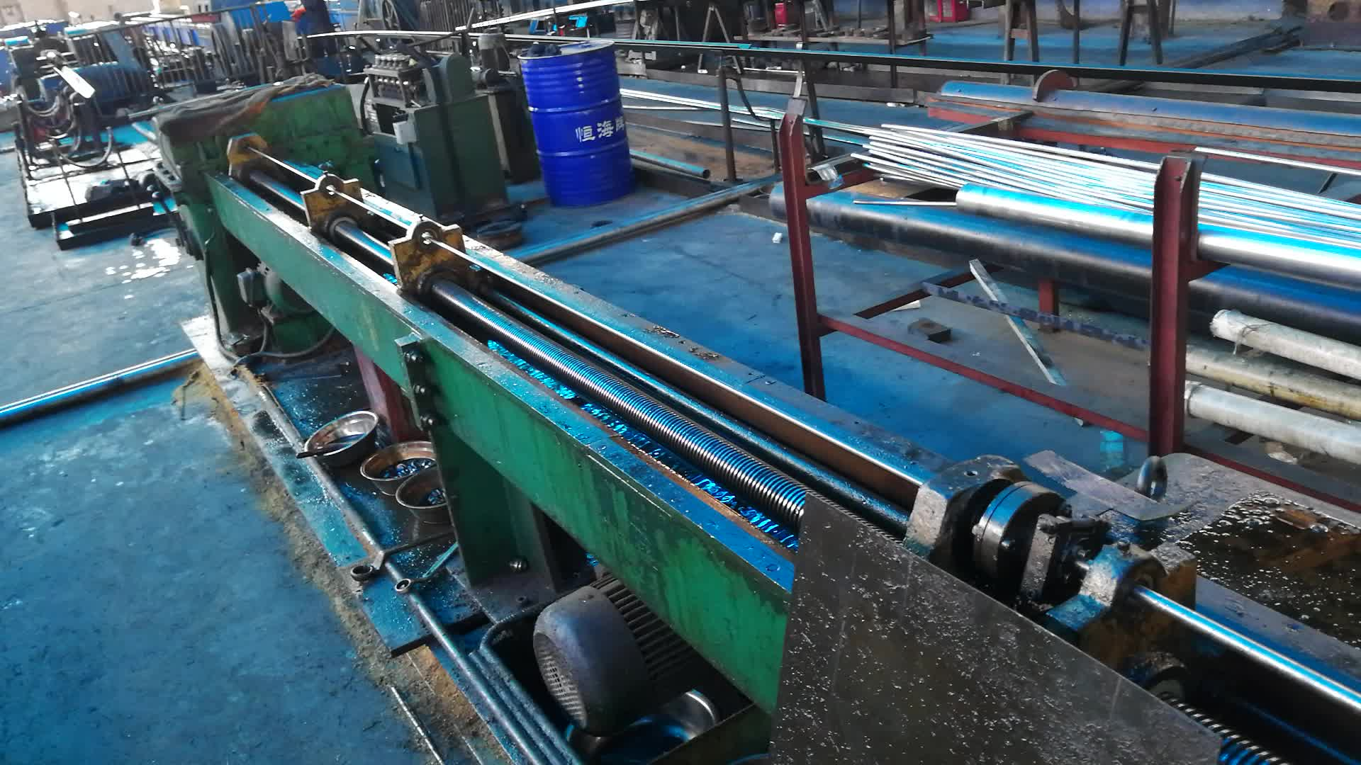 TORICH Mill 6 8 9mm 316L ASME SA789 SUS AISI304 Telescopic Heat Exchanger Perforated Round Seamless Duplex Stainless Steel Tube