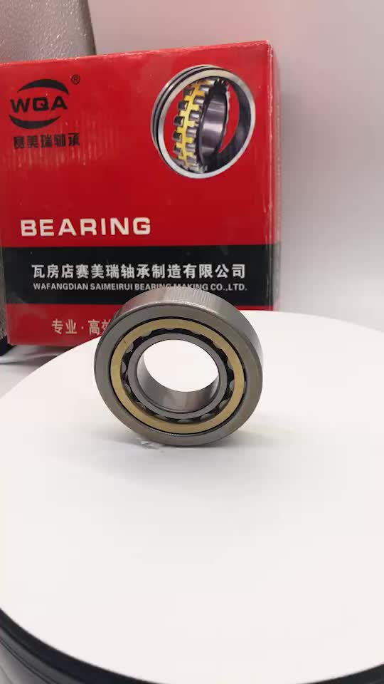 Factory sales  Nj2218E  Nu2218E NuP2218E  Cylindrical roller bearing 2218 size 90x160x40mm longlife low noise bearing