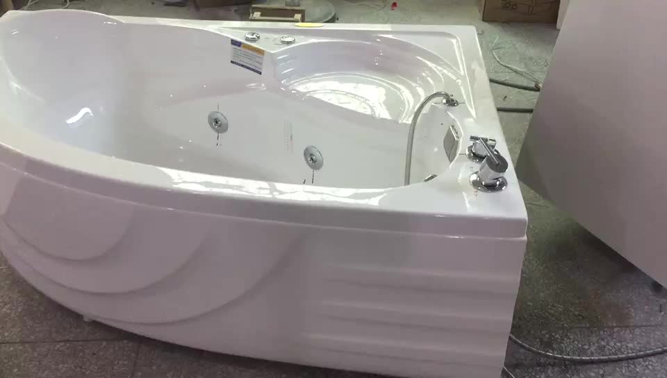 Badkamer Met Whirlpool : Acryl bad douche combo whirlpool massage bad in badkamer buy