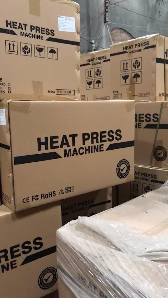 """2019 ใหม่มาถึงโรงงานขายตรงเครื่องกดความร้อนขนาด 38x38 ซม. (15 """"x 15 """")"""