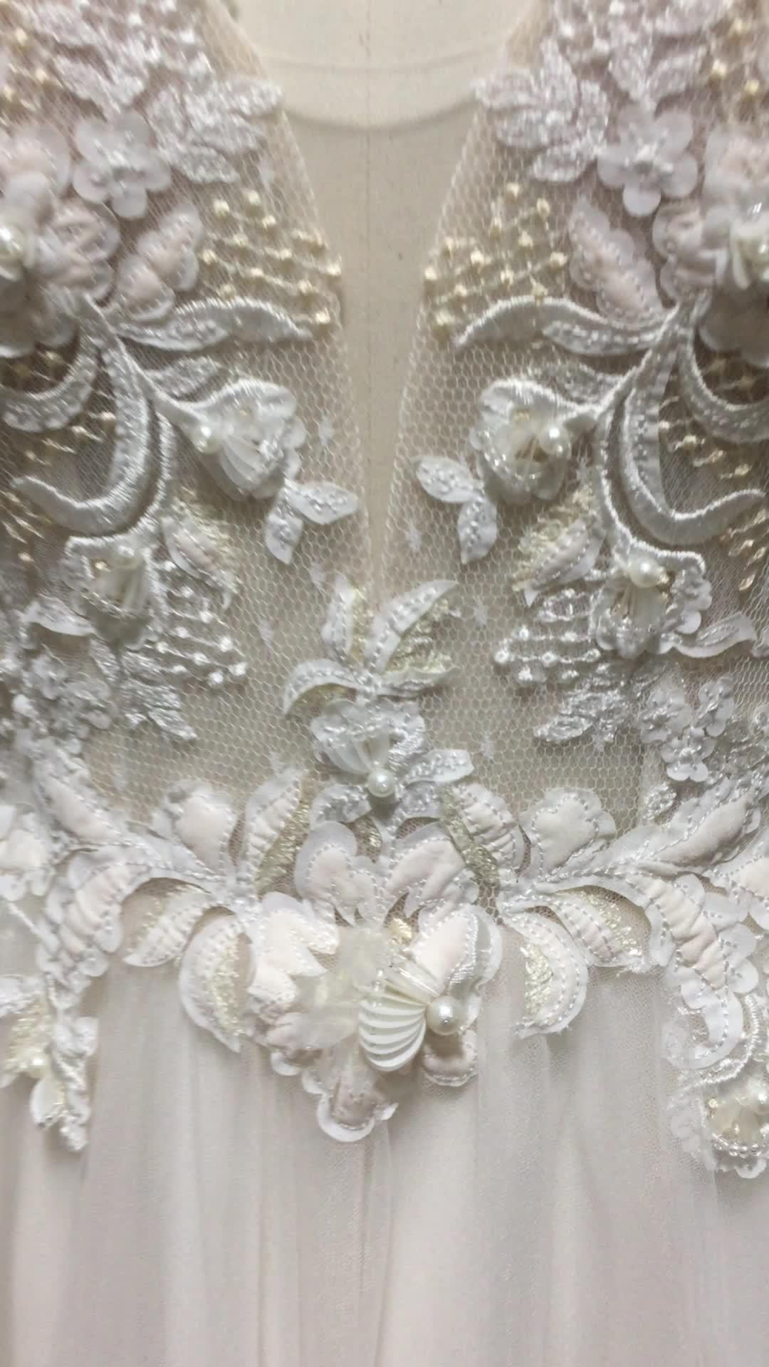 Description of งานแต่งงานชุดเจ้าสาว dressing gown