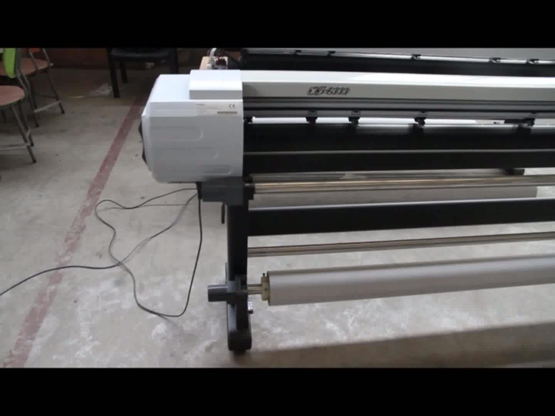 중국 킹 토끼 산업 HP45 Garment CAD 잉크젯 Printing 플로터