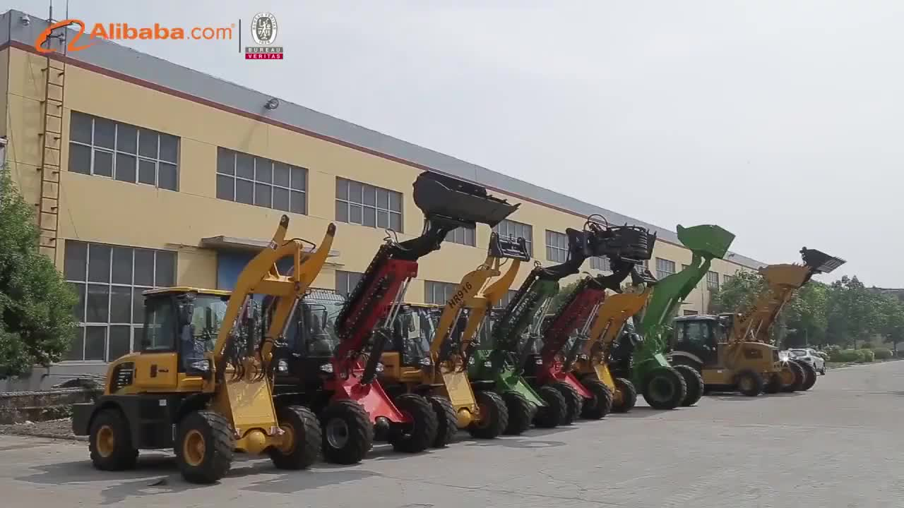 42kw power and new condition mini boom loader for sale micro telescopic boom loader with price 1 year warranty for sale