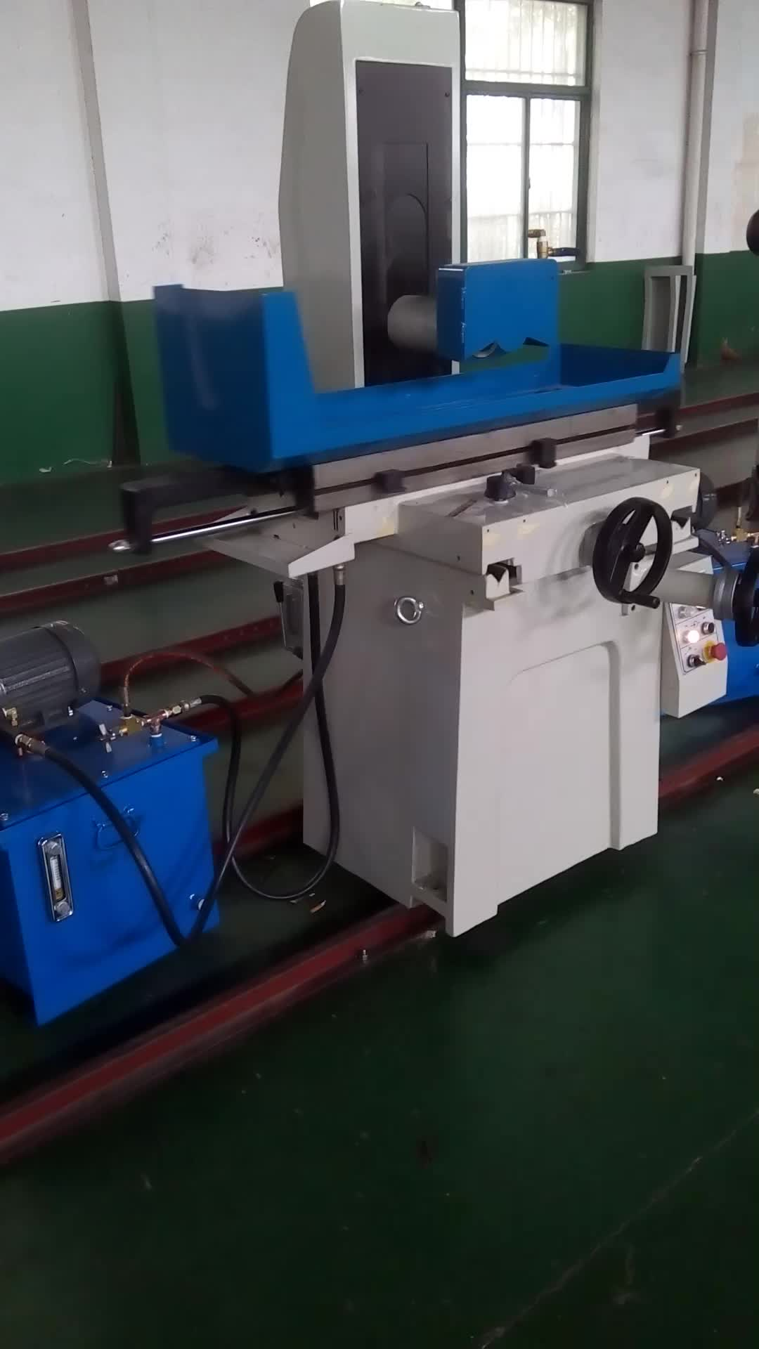 MY1230 Metal Hydraulic Surface Grinder with DRO