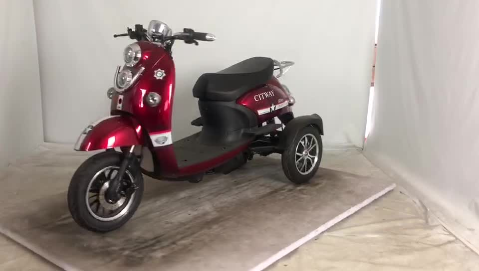 high quality cheap 800w ce 3 wheel electric mobility scooter