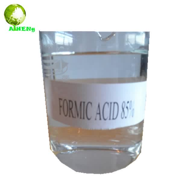CAS No 64-18-6 China leather chemicals 85%min 94%min liquid formic acid for sale