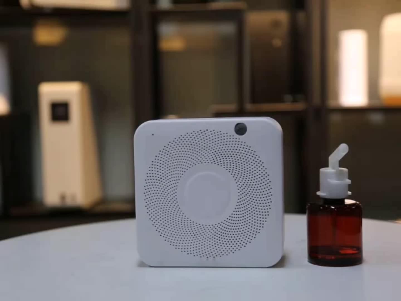 100 pies cuadrados de cobertura fragrances Ambientador eléctrico olfateando difusor