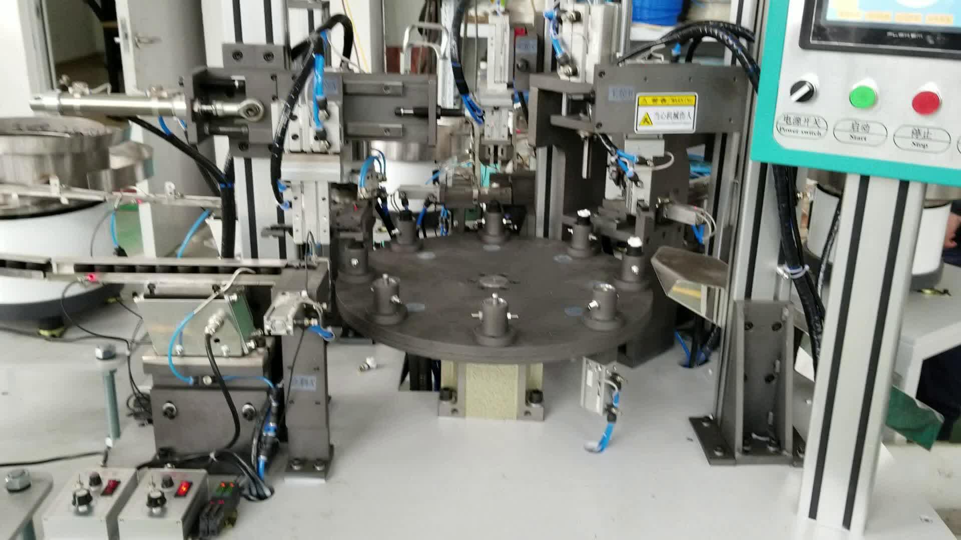 제조 의 Custom made O-링/씰 링 자동 assembly 기계