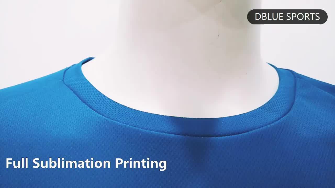 Groothandel 100% Katoen of polyester Baseball Gedrukt T-shirts