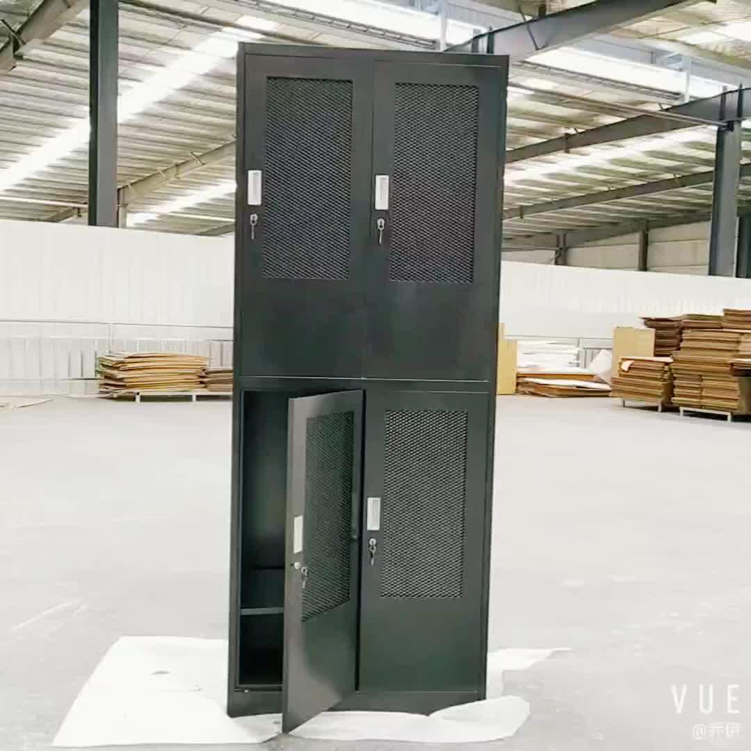 Disassemble steel locker cabinet for sale modern custom metal locker