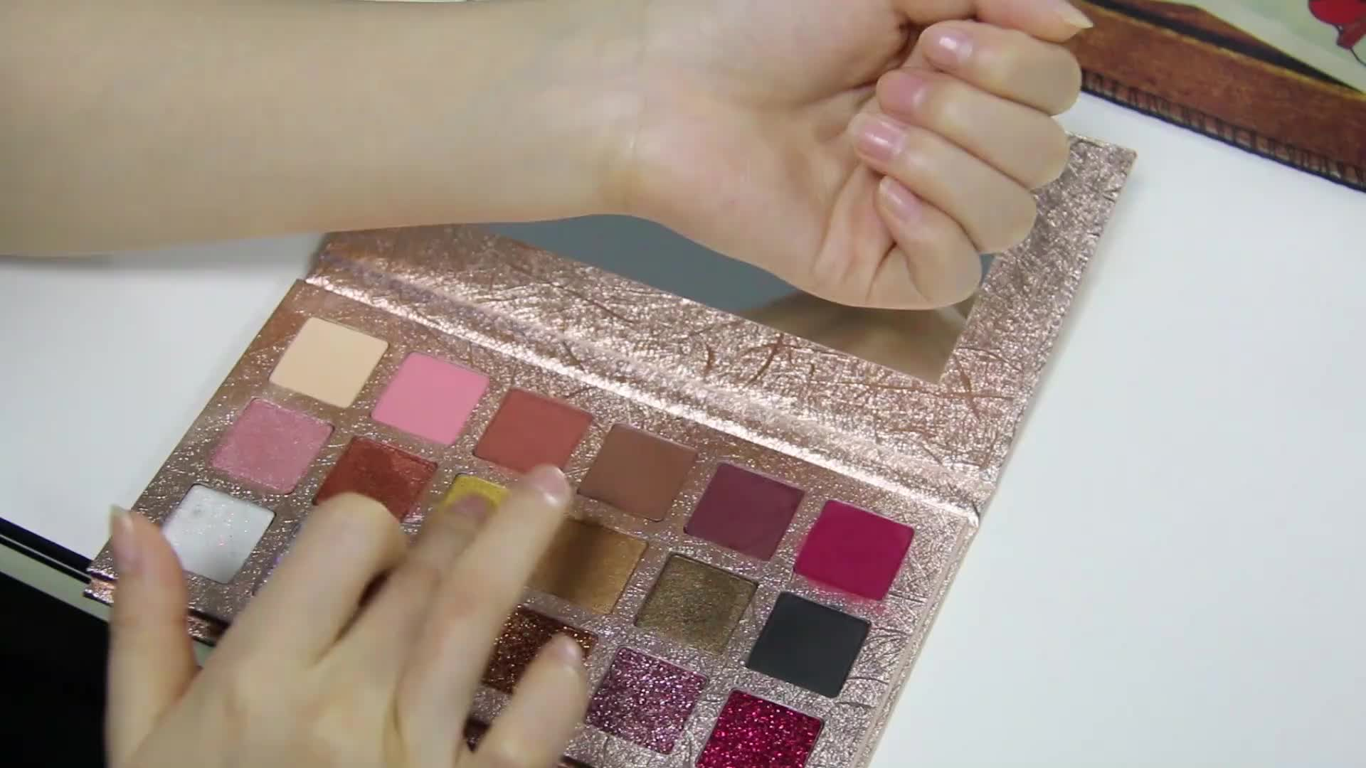 Label Pribadi Tidak Bermerek Kualitas Tinggi Kosmetik Eyeshadow Primer Vegan untuk Riasan Mata dengan Kualitas Tinggi
