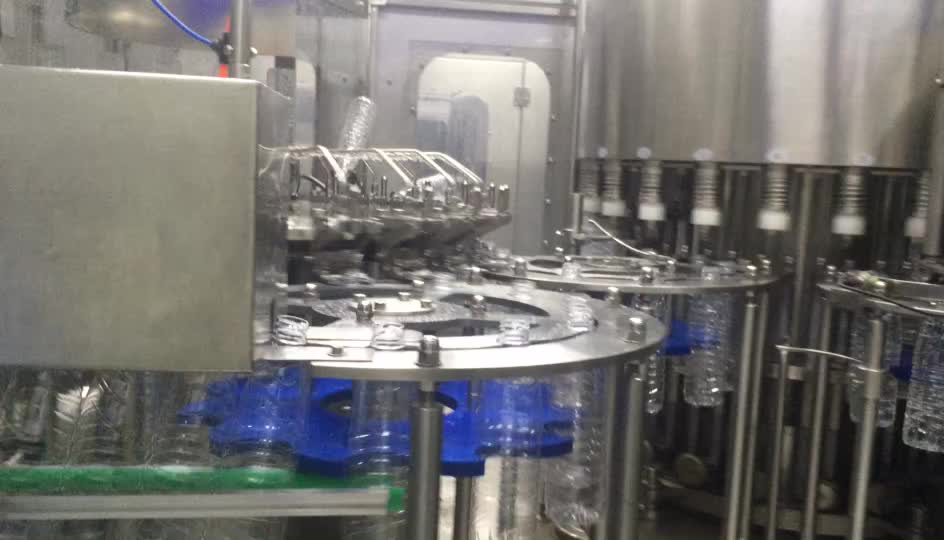 The lowest price Drinking Pure Water Filling Production Machine/ Line