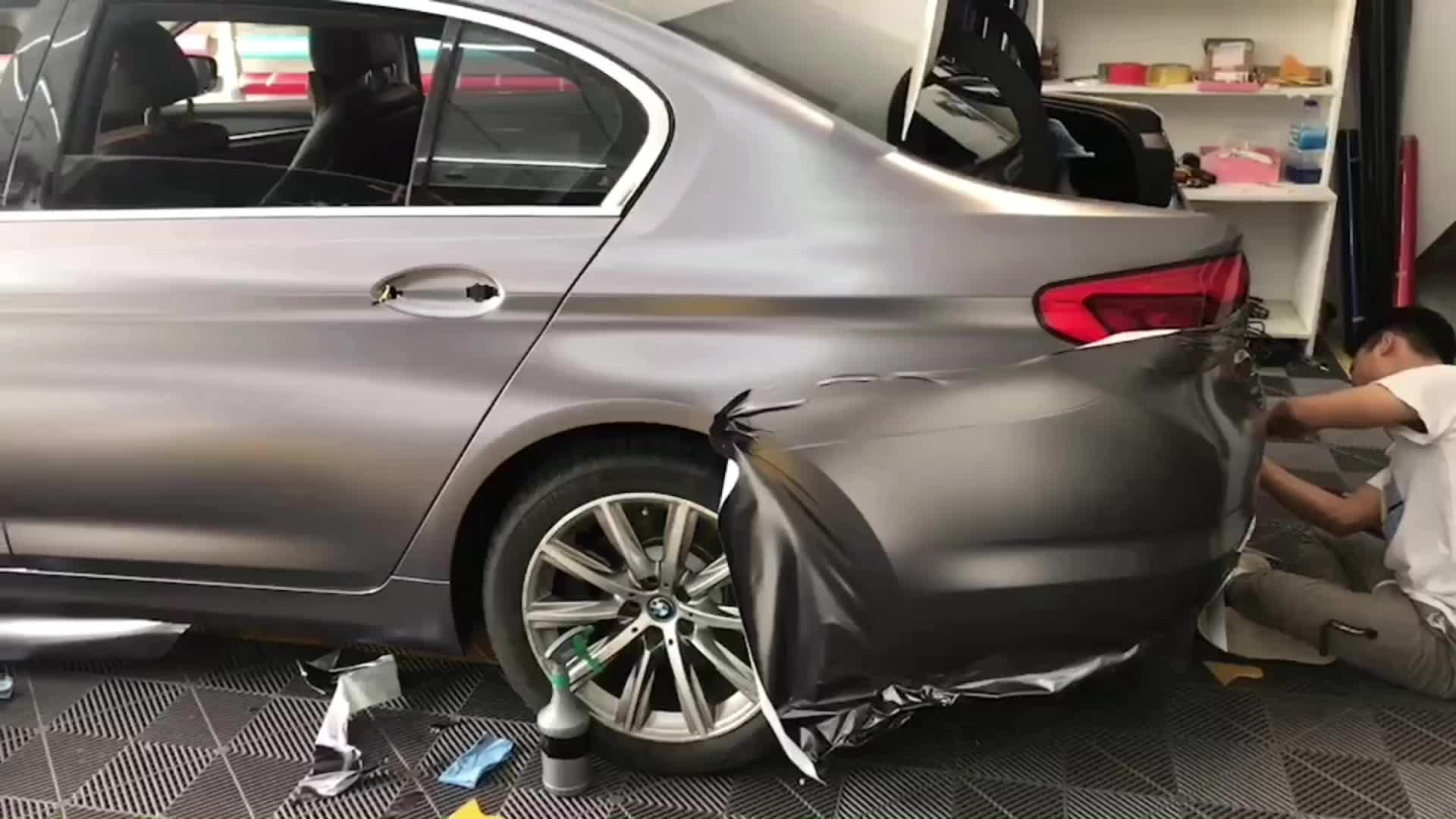 CARLIKE GlossTPH Auto-repaired Anti Scratch PPF Car Body Clear Paint Protection Film
