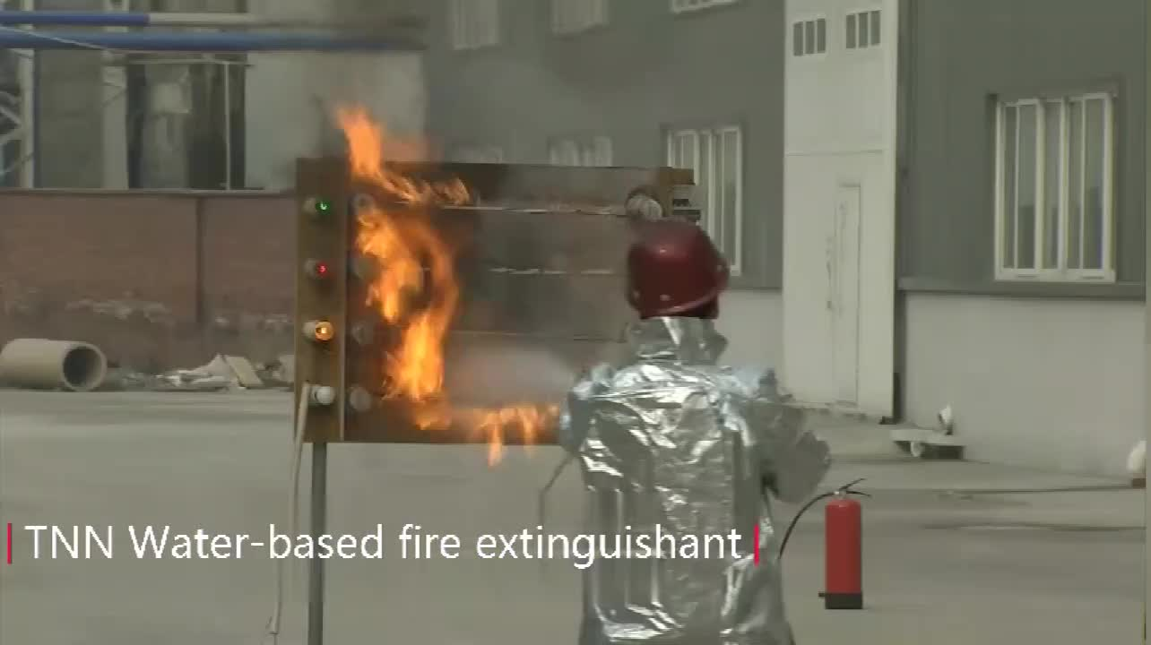 Fire proof compound ทนไฟ Fire extinguishing agent TNN-3-AB