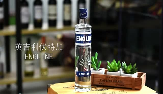 500ml Engline Vodka hot sale good taste factory competitive price