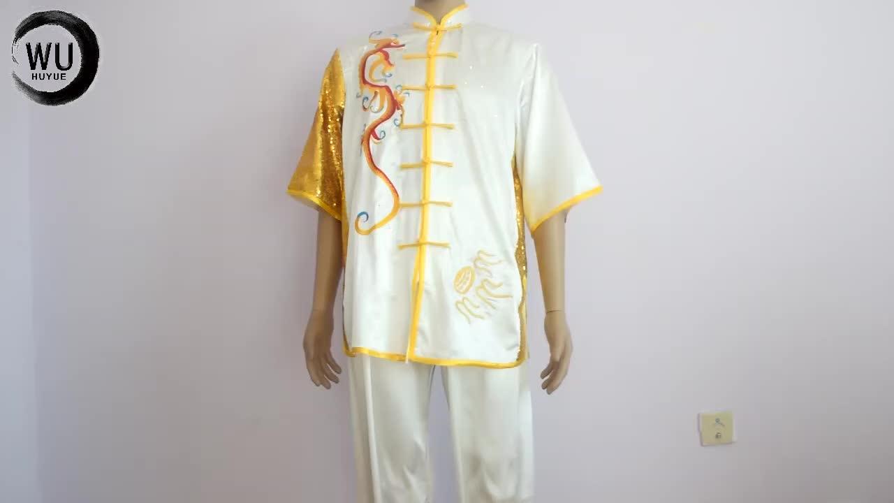 Traditionellen chinesischen kampfkünste hohe qualität wushu uniformen