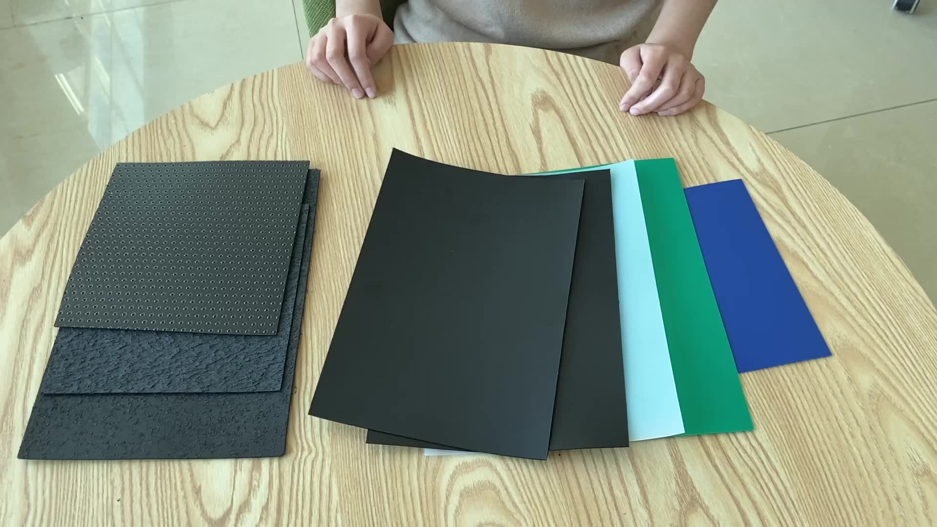 HDPE/LDPE lldpe geomembrane/liner