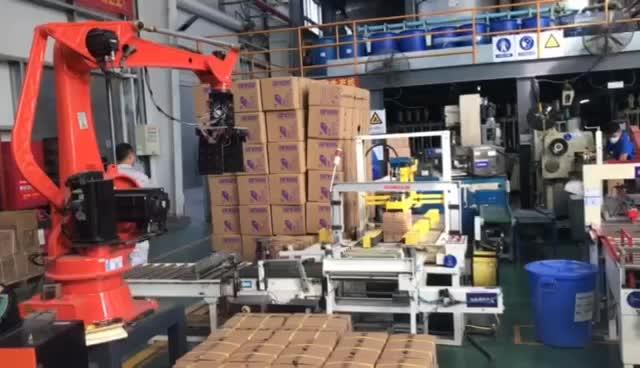 Hoge Kwaliteit Baksteen Armen Elektrische Blok Stapelaar Fabriek