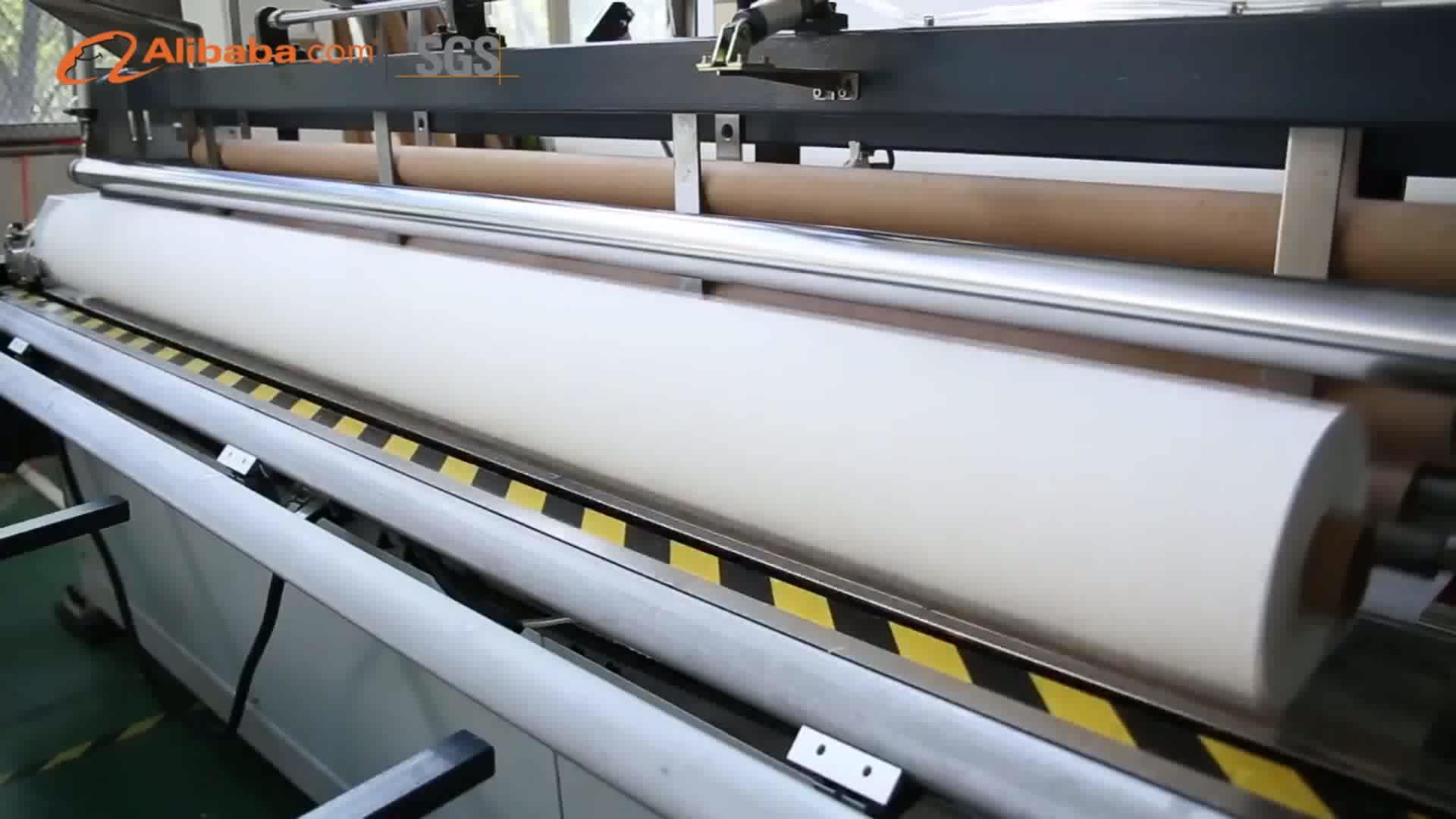 100% Recycle Pulp Wit Tissue Roll Natuurlijke Papieren Servet 2 Ply 300 Vellen Zijdepapier Custom Embossing Toiletpapier