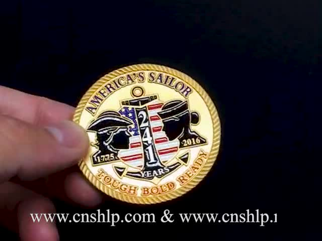 Wholesale customize silver metal emboss own design coin