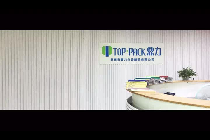 MOQ 500 stock bags kraft paper bag with window