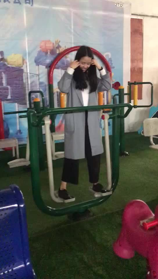 sports equipment names sports park equipment stretching exercise equipment HF-G187A