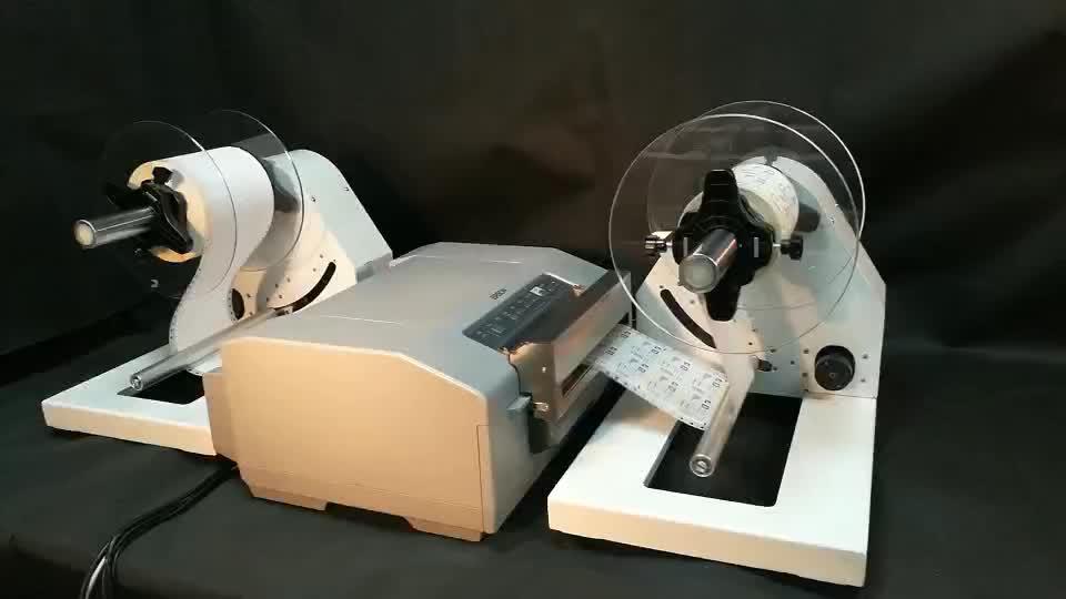 Etiket Yazıcı ve Kesici Otomatik makine