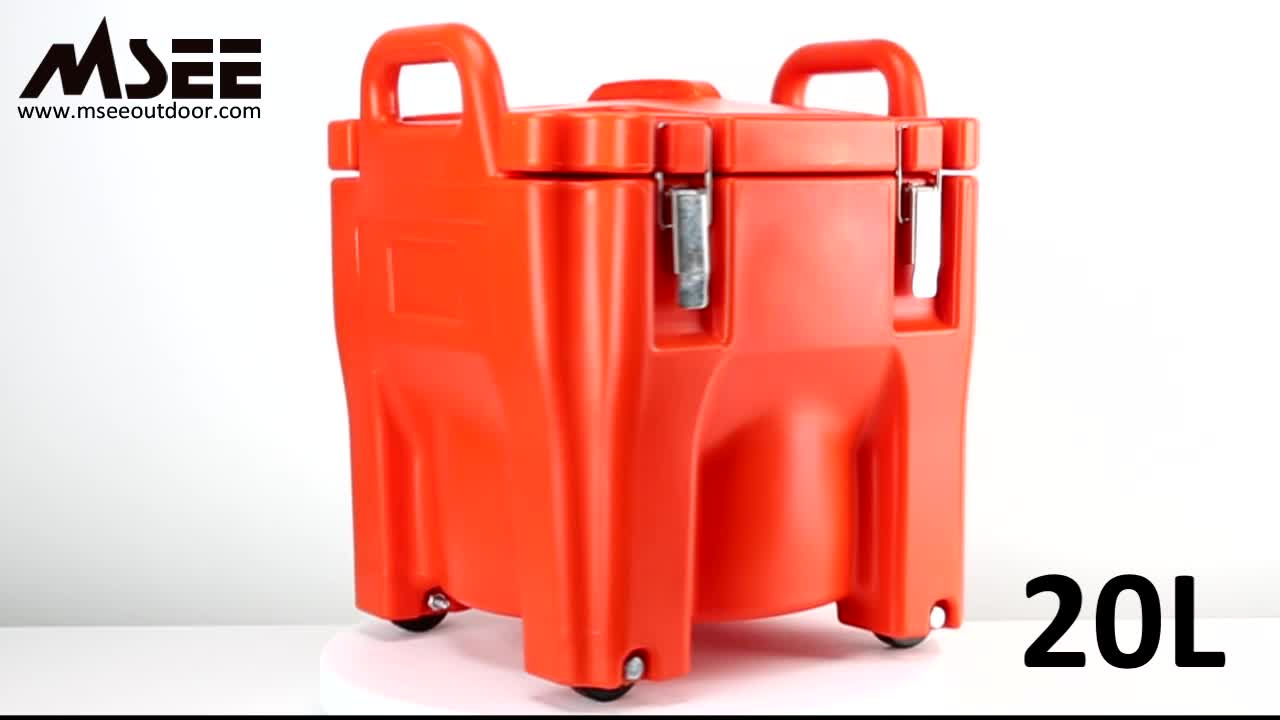 Used Insulated Tiffin Food Carrier