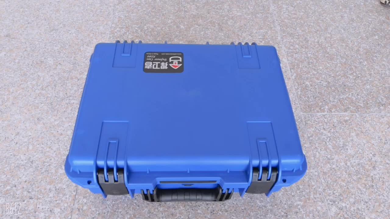 X280-Plastic Chất Liệu Máy Tính Xách Tay Trường Hợp Cứng Thiết Bị Bằng Nhựa Trường Hợp Loại Y Tế Kit Trường Hợp