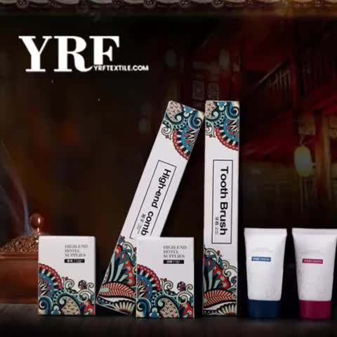 YRF 3 Star Hotel Amenities Sets Cheap Hotel Supplies Guest Amenities Suppliers