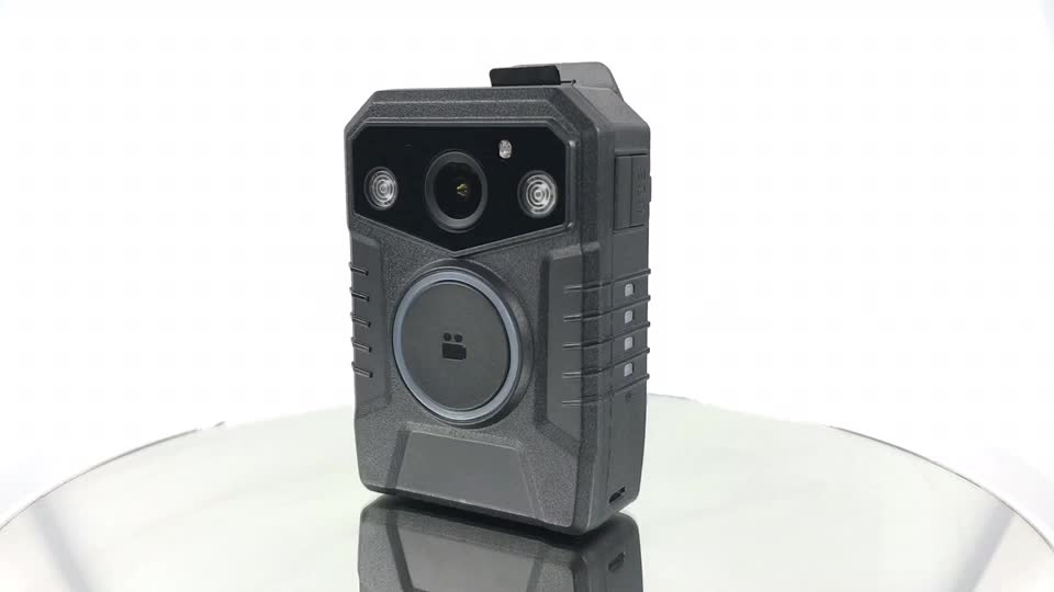 novestom 35mm film body camera Built-in 3G 4G WIFI GPS Police body wearable camera live streaming in police office