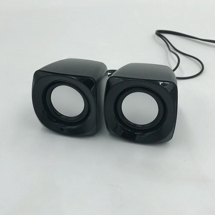 Terbaik Penjualan Mini Stereo Portabel Multimedia 2.0 USB Komputer Buah Pembicara
