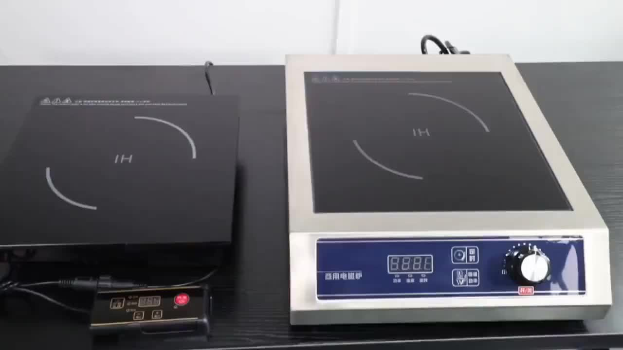 High Quality Built-in Induction Cooker hotpot price induction wok cooktop 3000W