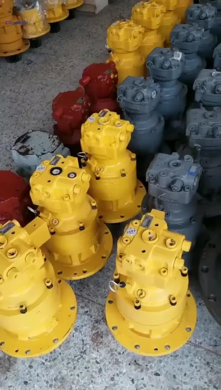 Fonte da fábrica de XGMA XG765 balanço motor XG804 XG805L redução da caixa de engrenagens do motor escavadeira balanço