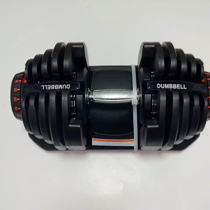 china big factory good price dumbells set iron hex rubber dumbbells adjustable dumbbell 24kg