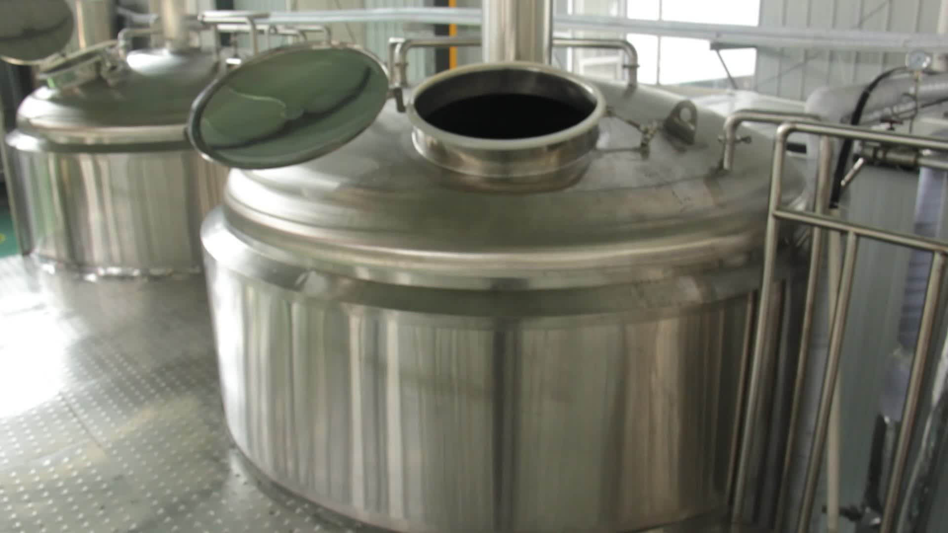 200L 300L 500L and 1000L Beer Brewing Equipment for Hot Sale with Stainless Steel