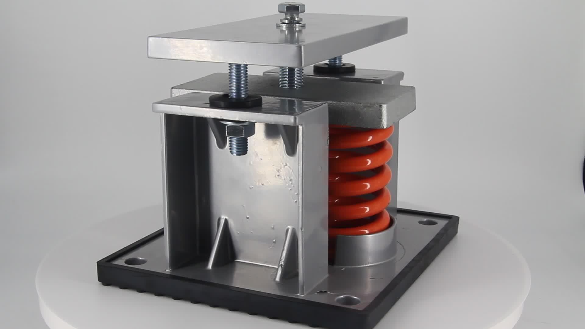 JA Tipe HVAC Spring Floor Mount Vibration Isolator