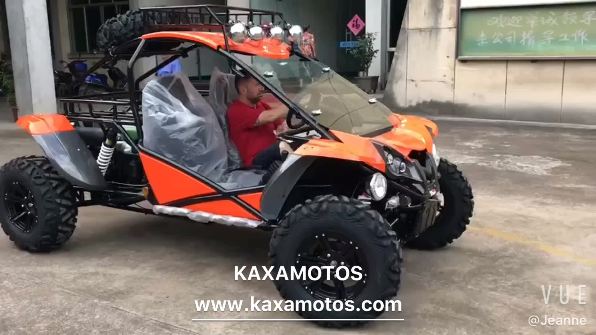 EEC approved CF 500cc 4x4 Single Cylinder 4 Valves Snow Dune Buggy