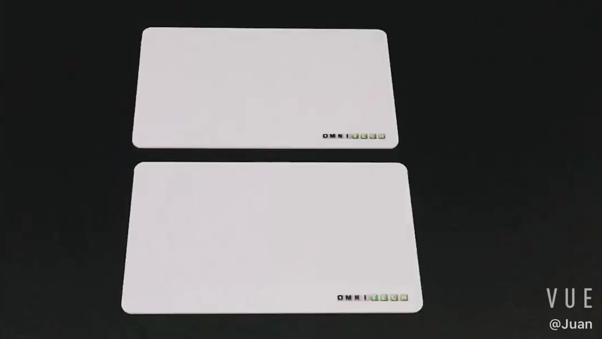 Personalizzato stampa CMYK MIFARE Classic 1K NFC RFID contactless card con banda magnetica