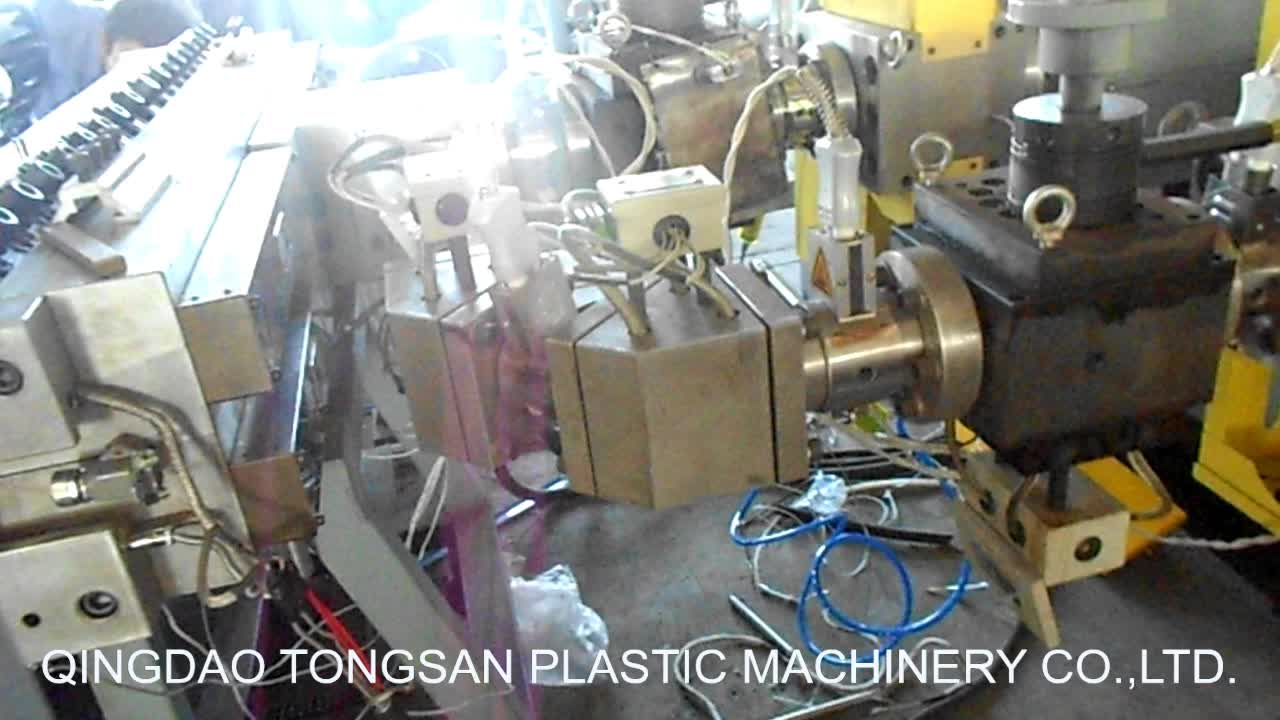 multi-layer HDPE sheet extrusion line/ PP sheet production line/plastic sheet extrusion machine