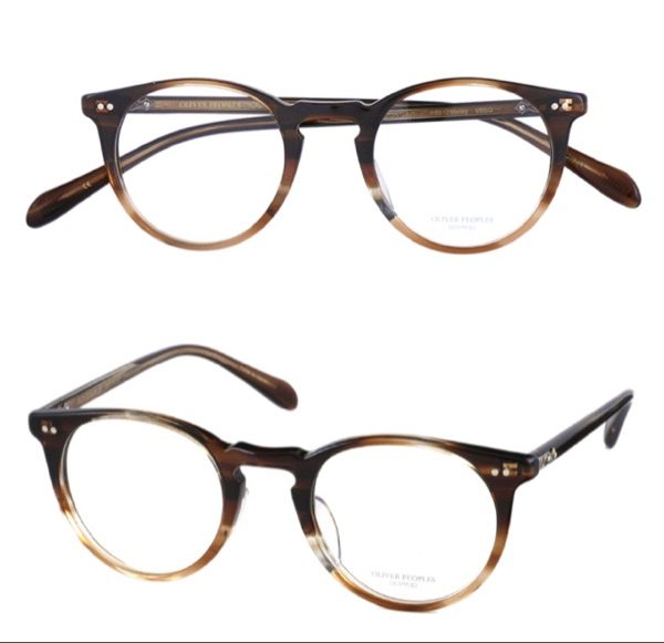 e7d493b2308 Oliver peoples SIR O MALLEY glasses frame limited edition made in Japan