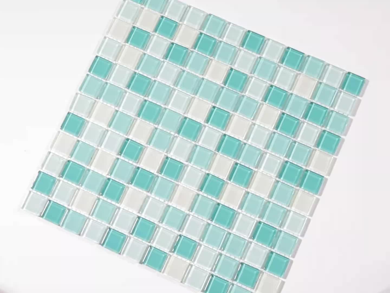 Luminous Mosaic Glass mosaic swimming pool tiles prices glass pool tile