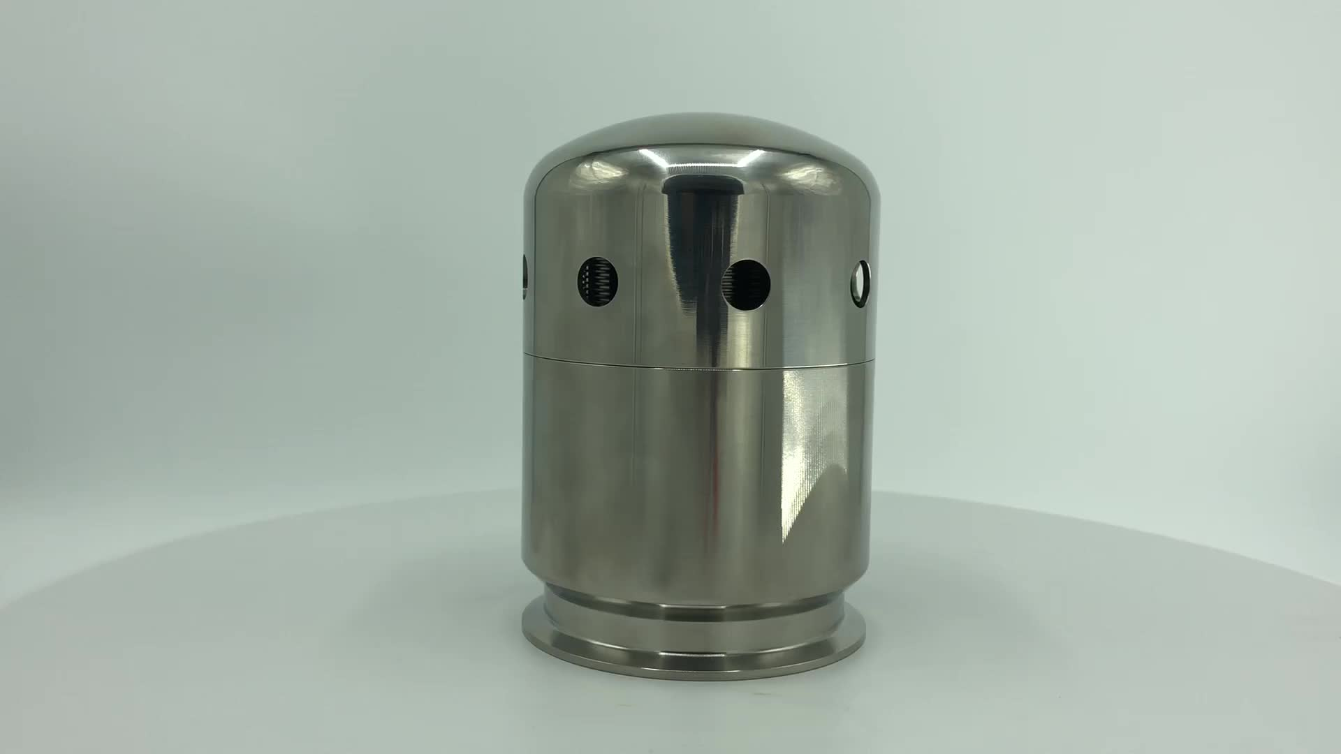 Stainless steel 316L and 304 Air release valve for pharmacy