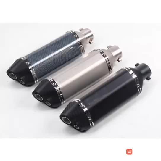 GDM-Universal muffler motorcycle exhaust
